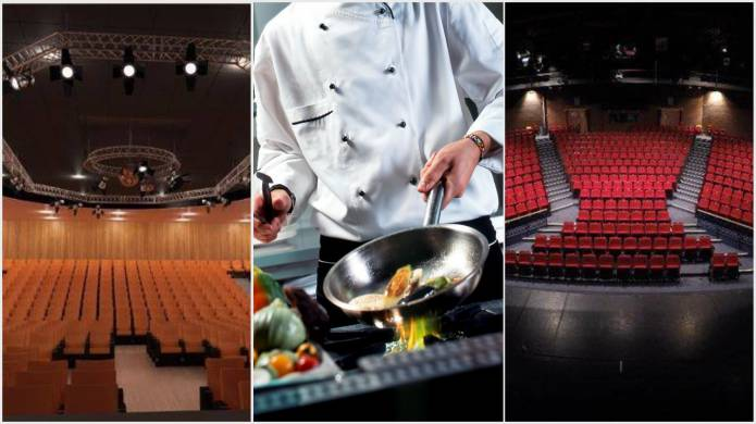 JOBS: Chef And Catering Manager Wanted For Westlands Yeovil And Octagon  Theatre  Catering Manager