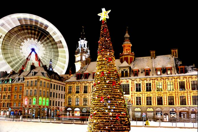 Bruges Christmas Market.Leisure Bruges And Lille Christmas Markets With South West