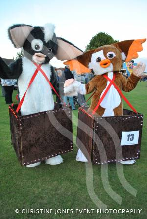 the gremlins south petherton carnival september 14 2013 yeovil press with