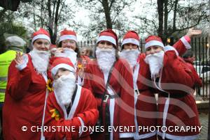 Yeovil Santa Dash - December 15 ef15ffdad
