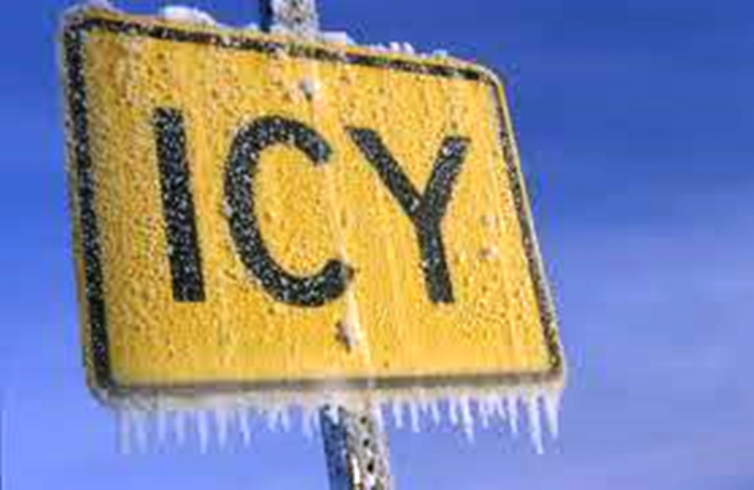 Image result for icy conditions