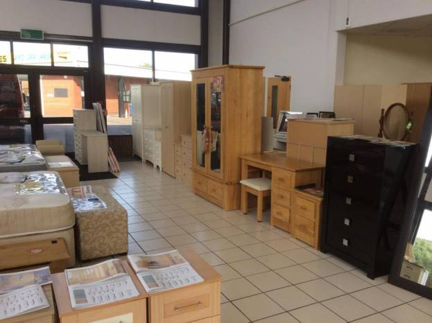 Fit furnish moves into new store yeovil press with for Bedroom furniture yeovil