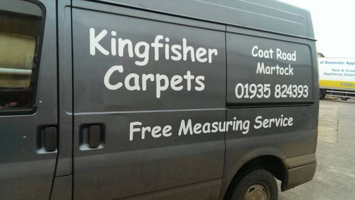 Kingfisher Carpets Of Martock Have Got It Covered