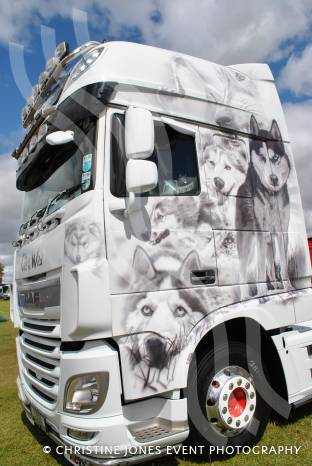 Yeovil News Truckers Look Forward To Next Year S Wessex