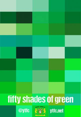28 Best 25 Shades Of Green
