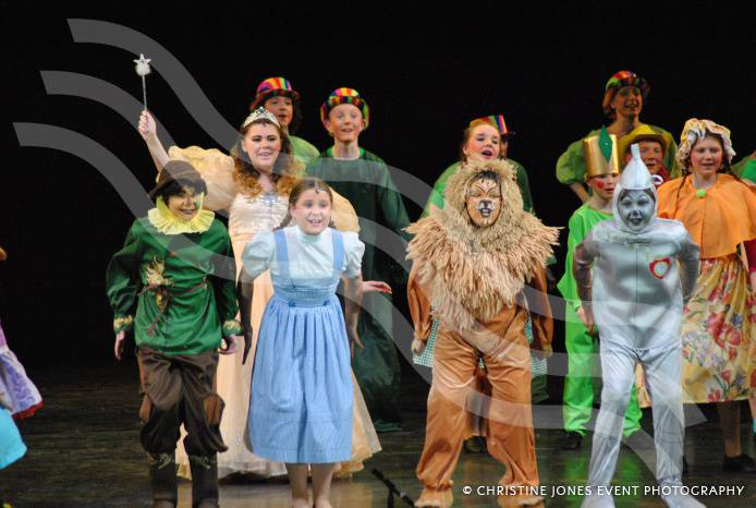 Texas Woman S The Play The Wizard Of Oz 30