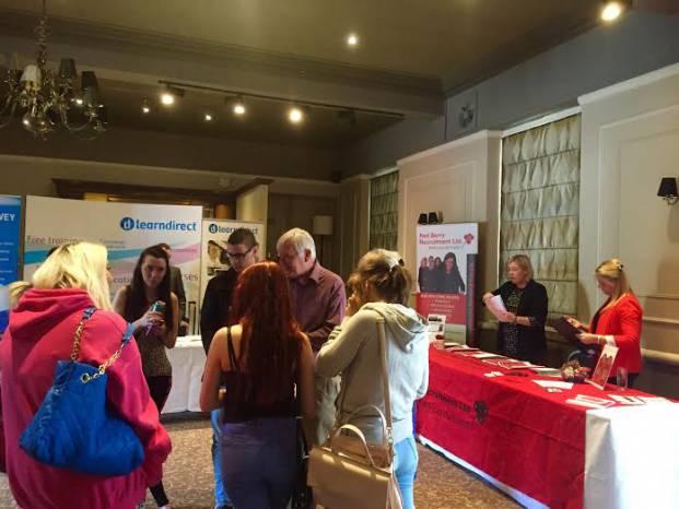 JOBS Recruitment Fair Success At The Manor Hotel