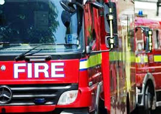 yeovil news garden shed and jacuzzi on fire - Garden Sheds Yeovil